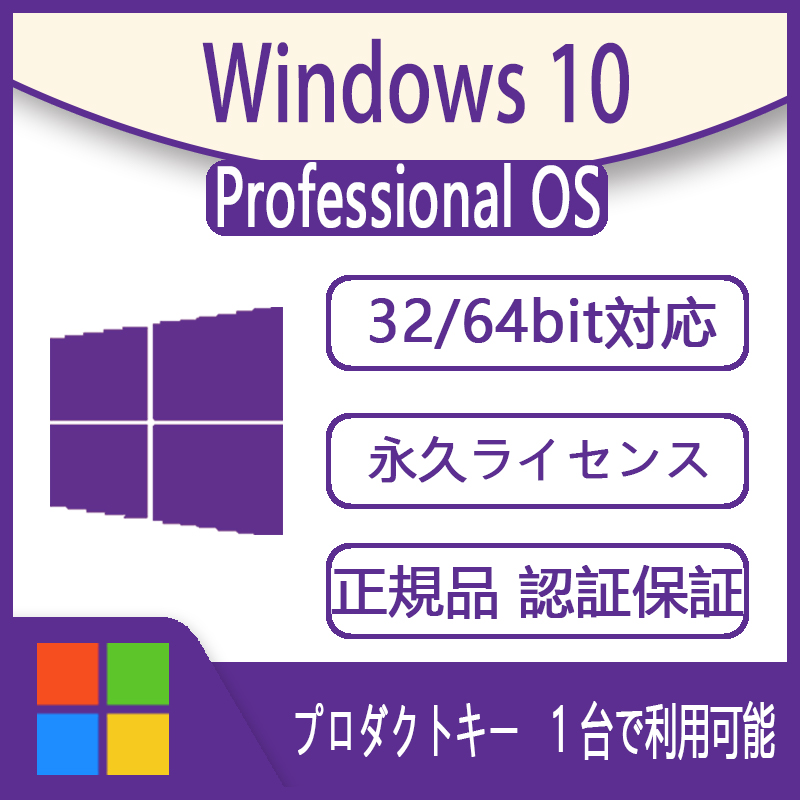 Windows 10 Pro OS